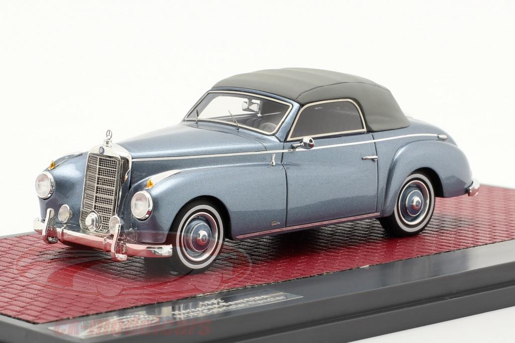 matrix-1-43-mercedes-benz-220-a-w187-wendler-cabriolet-closed-top-1952-blau-mx41302-222/