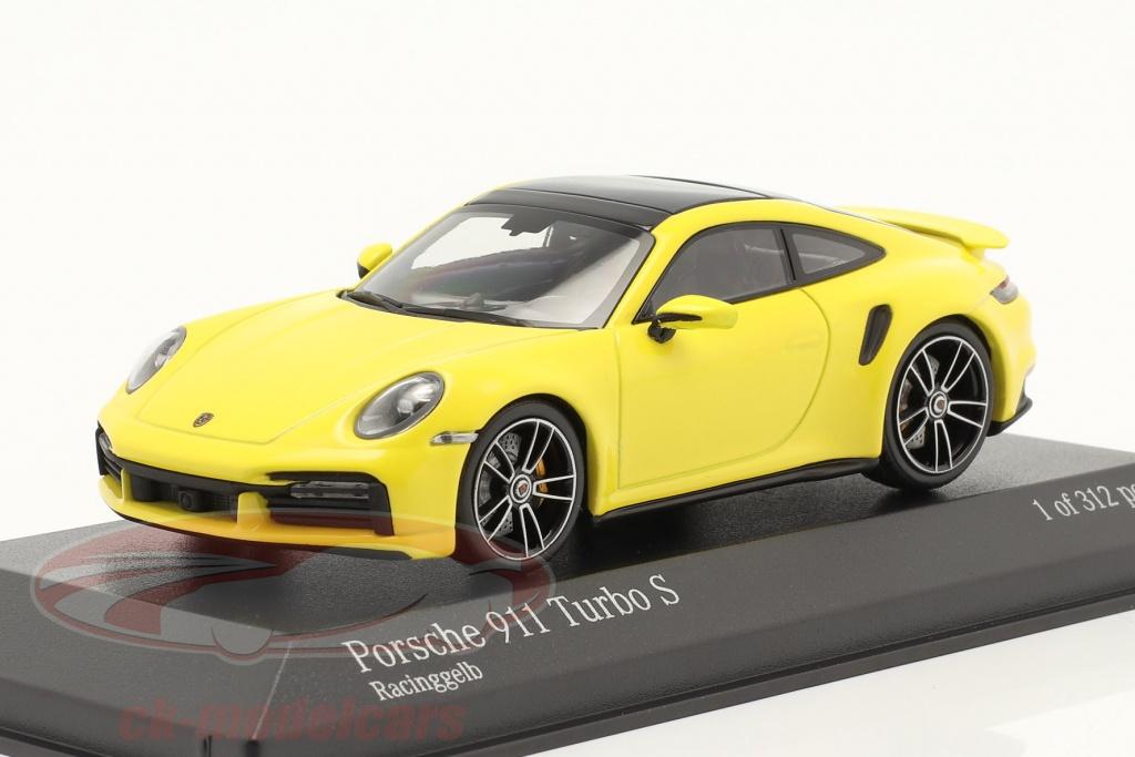 minichamps-1-43-porsche-911-992-turbo-s-baujahr-2020-racing-gelb-410069472/