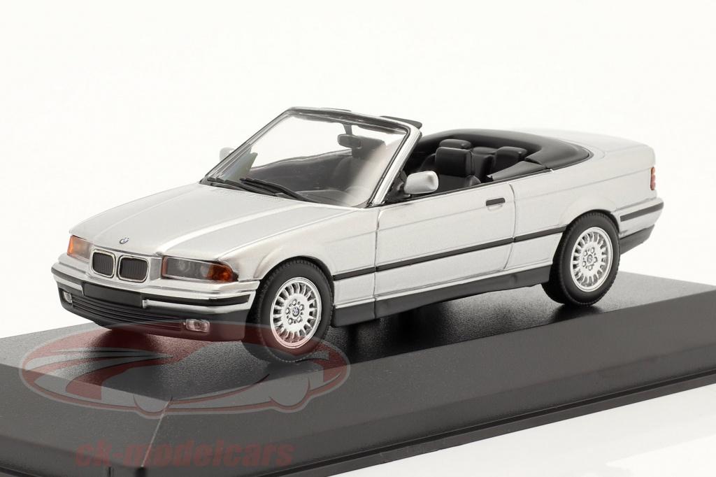 minichamps-1-43-bmw-3-series-e36-convertible-year-1993-silver-940023330/