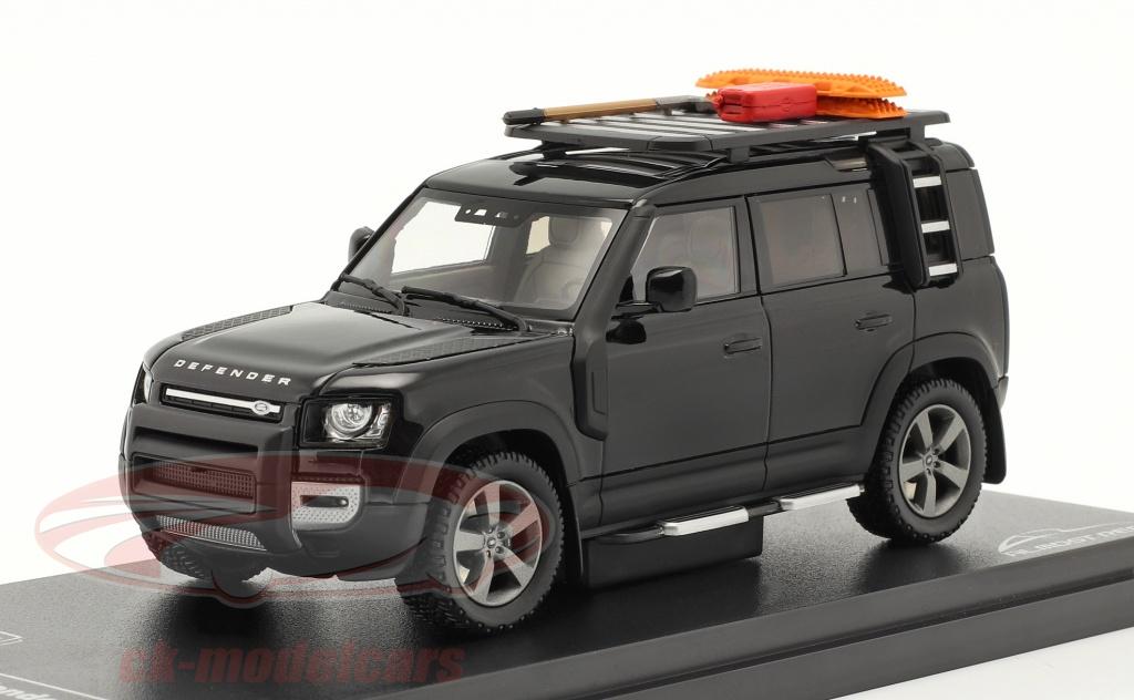 almost-real-1-43-land-rover-defender-110-baujahr-2020-santorini-schwarz-alm410808/