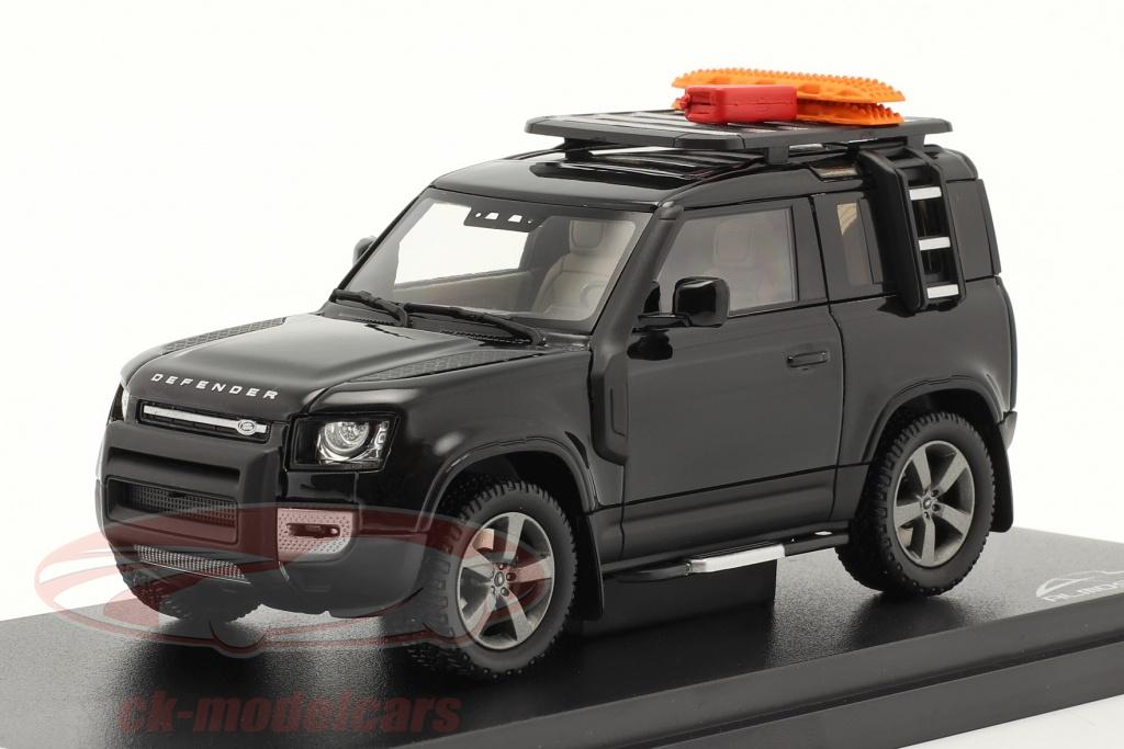 almost-real-1-43-land-rover-defender-90-baujahr-2020-santorini-schwarz-alm410708/