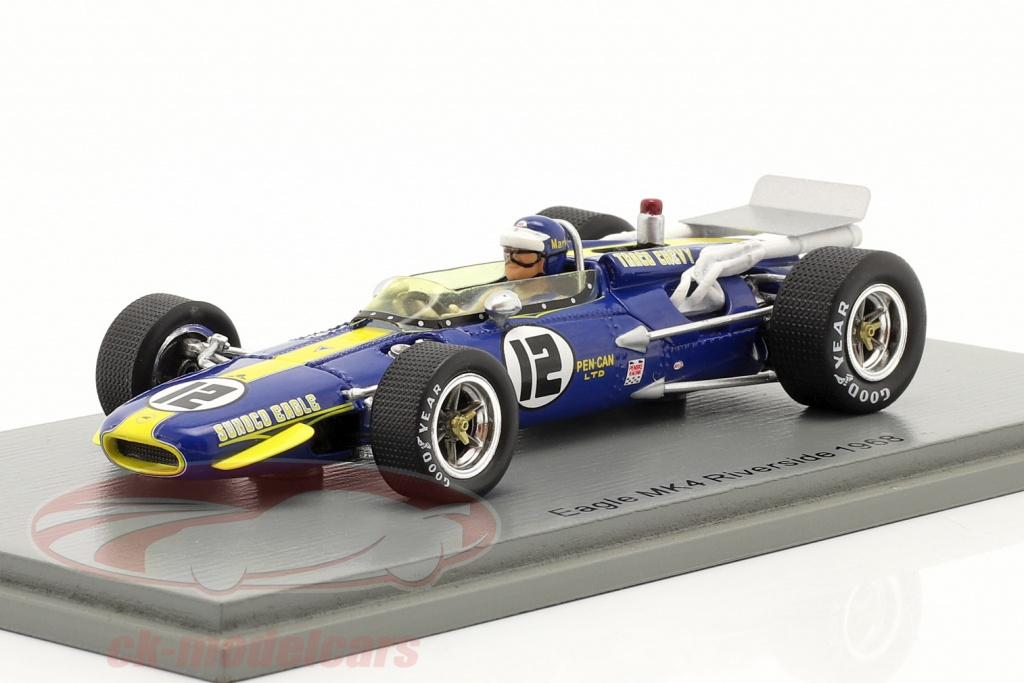 spark-1-43-mark-donohue-eagle-mk4-no12-champ-car-series-riverside-1968-s4260/