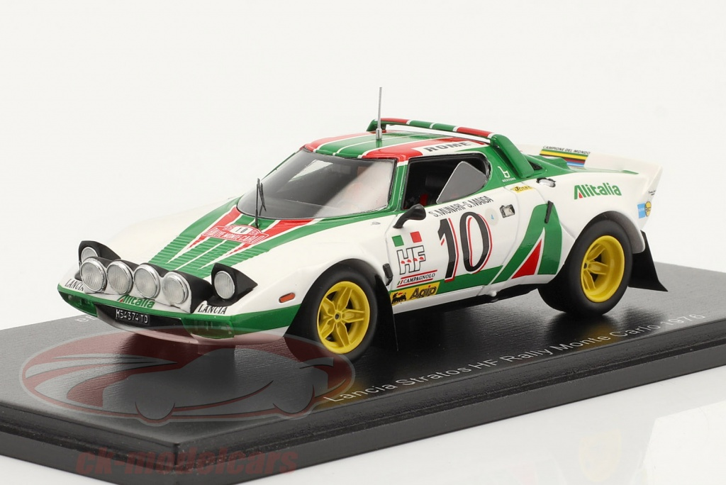 spark-1-43-lancia-stratos-hf-no10-gagnant-rallye-monte-carlo-1976-munari-maiga-s9082/