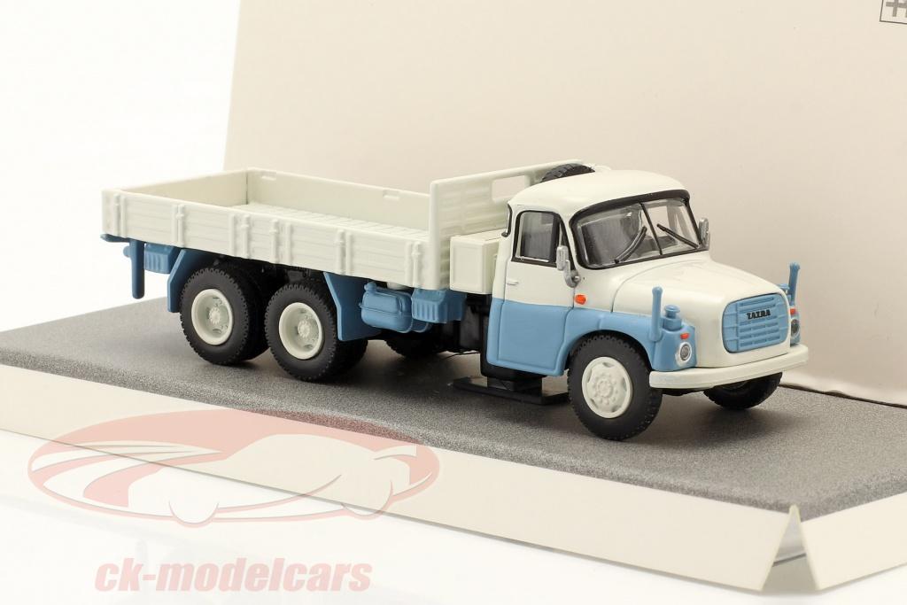 schuco-1-87-tatra-t148-kje-planer-gr-hvid-lysebl-452663000/