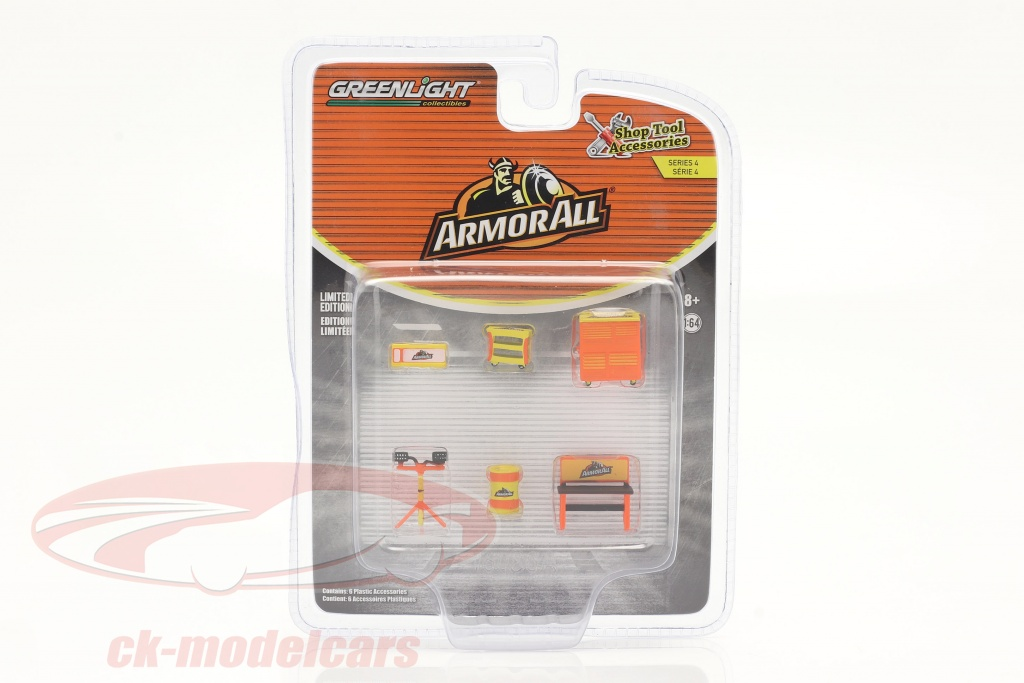 armorall-shop-tool-accessories-set-series-4-1-64-greenlight-16080a/