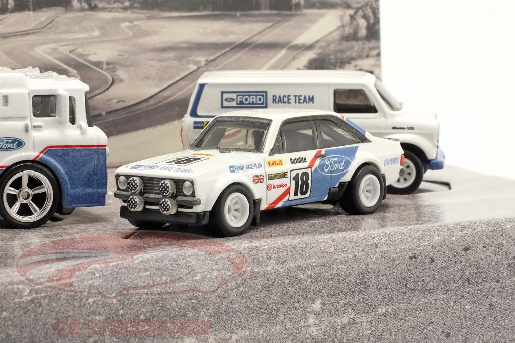 hotwheels-1-64-4-car-set-ford-rallye-blanche-bleu-gmh39-956g/