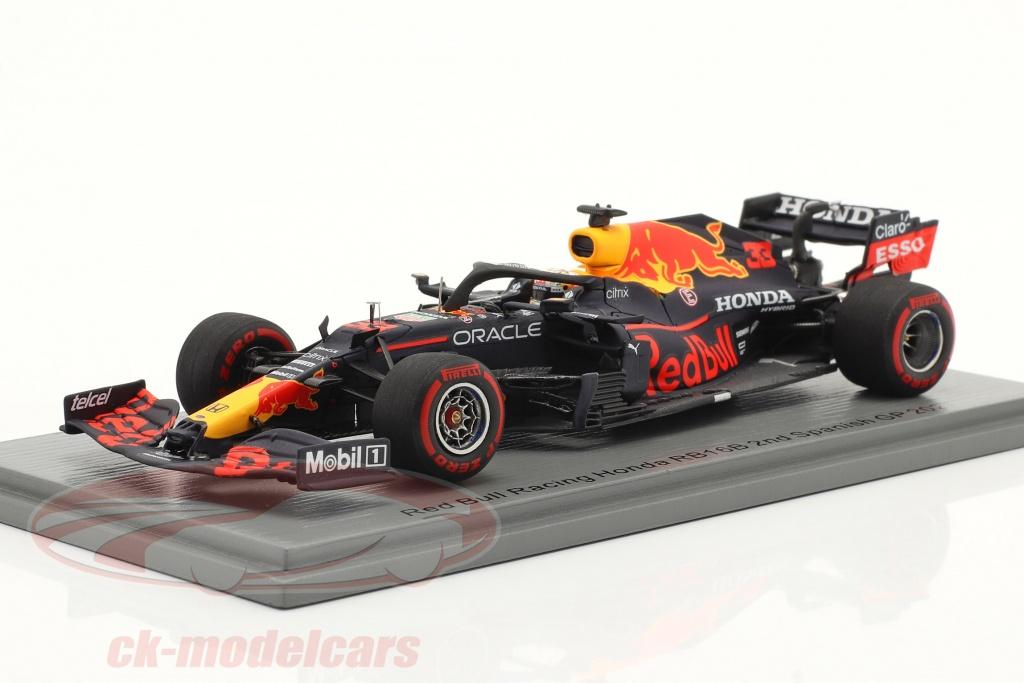 spark-1-43-max-verstappen-red-bull-rb16b-no33-2nd-spanish-gp-formula-1-2021-s7674/