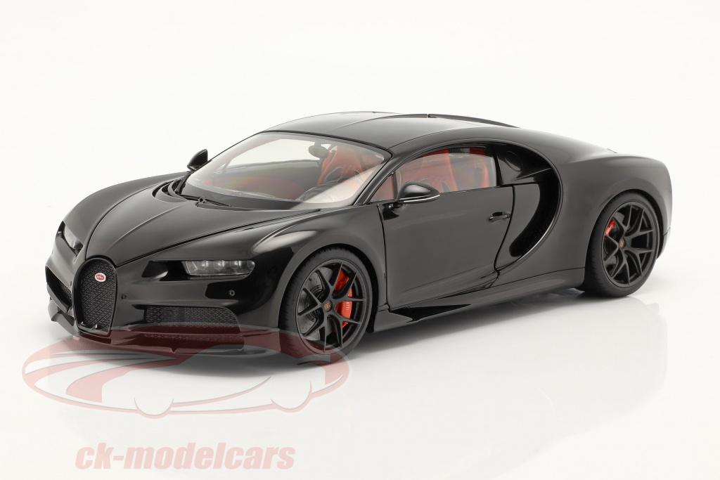 autoart-1-18-bugatti-chiron-sport-ano-de-construccion-2019-nocturne-negro-70999/