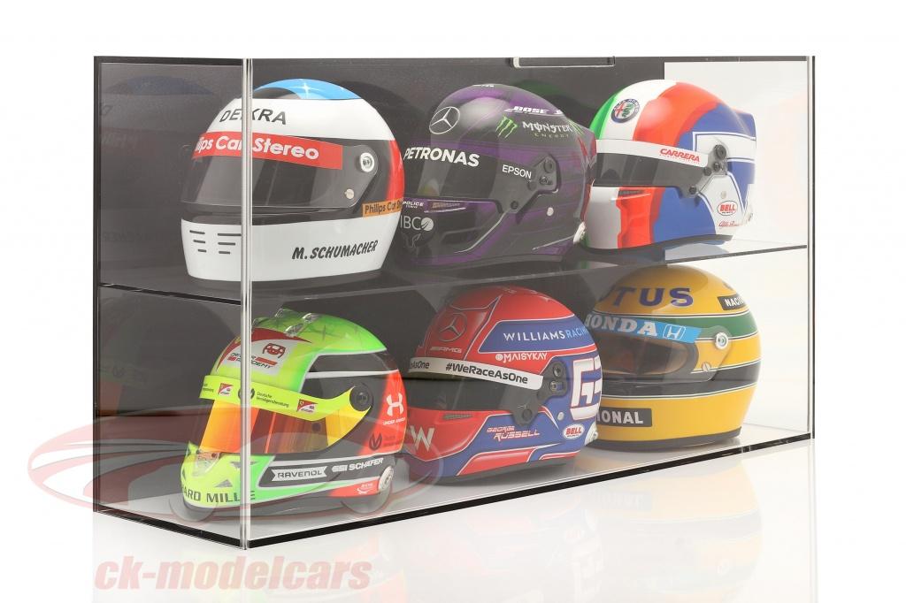 high-quality-showcase-for-helmets-1-2-or-modelcars-1-18-black-safe-ck99918008/