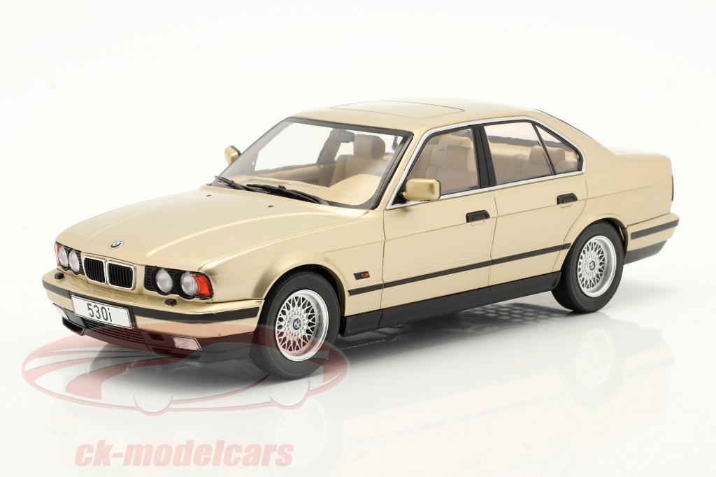 modelcar-group-1-18-bmw-5er-serie-e34-baujahr-1992-champagner-metallic-mcg18159/