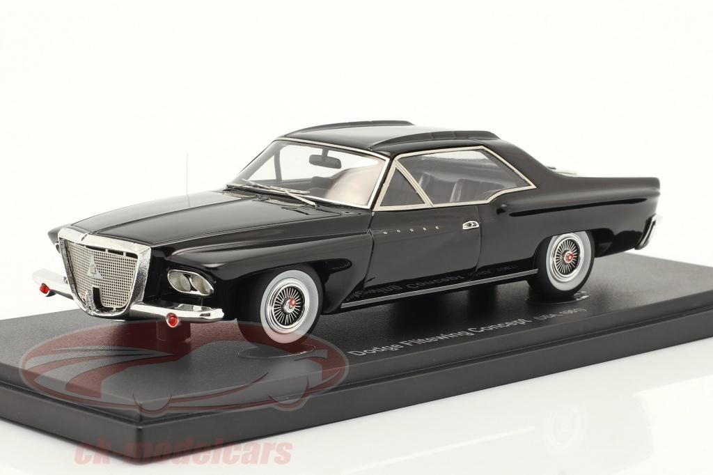 autocult-1-43-dodge-flitewing-concept-car-1961-black-60070/