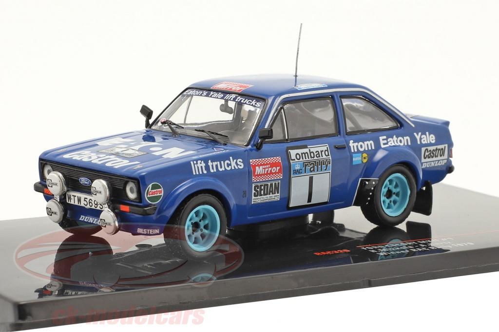 ixo-1-43-ford-escort-rs-1800-mk-ii-no1-gagnant-lombard-rac-rallye-1979-mikkola-hertz-rac329/