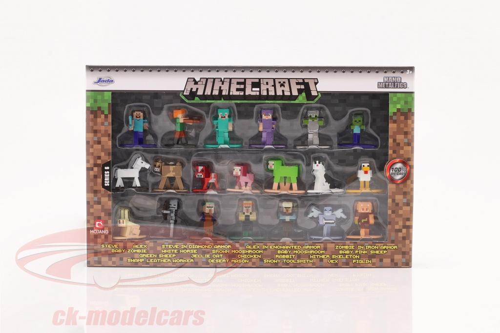 minecraft-set-20-personnages-series-6-jada-toys-253265005/