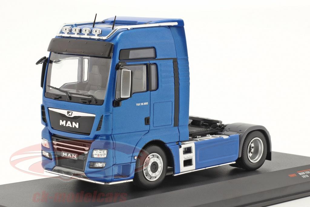 ixo-1-43-man-tgx-xxl-d38-camion-annee-de-construction-2018-bleu-tr092/