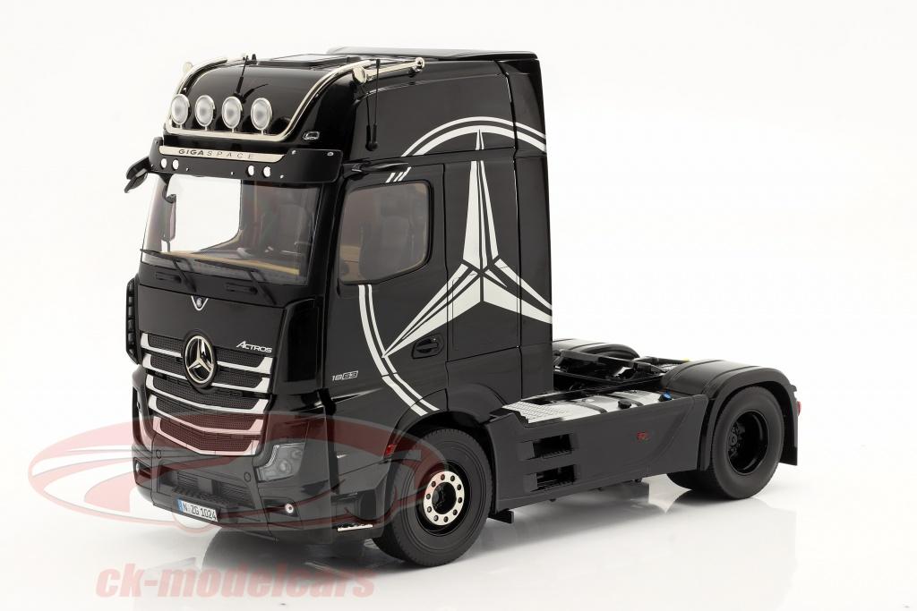 nzg-1-18-mercedes-benz-actros-gigaspace-4x2-szm-black-with-mercedes-design-1024-51-lm10240051/