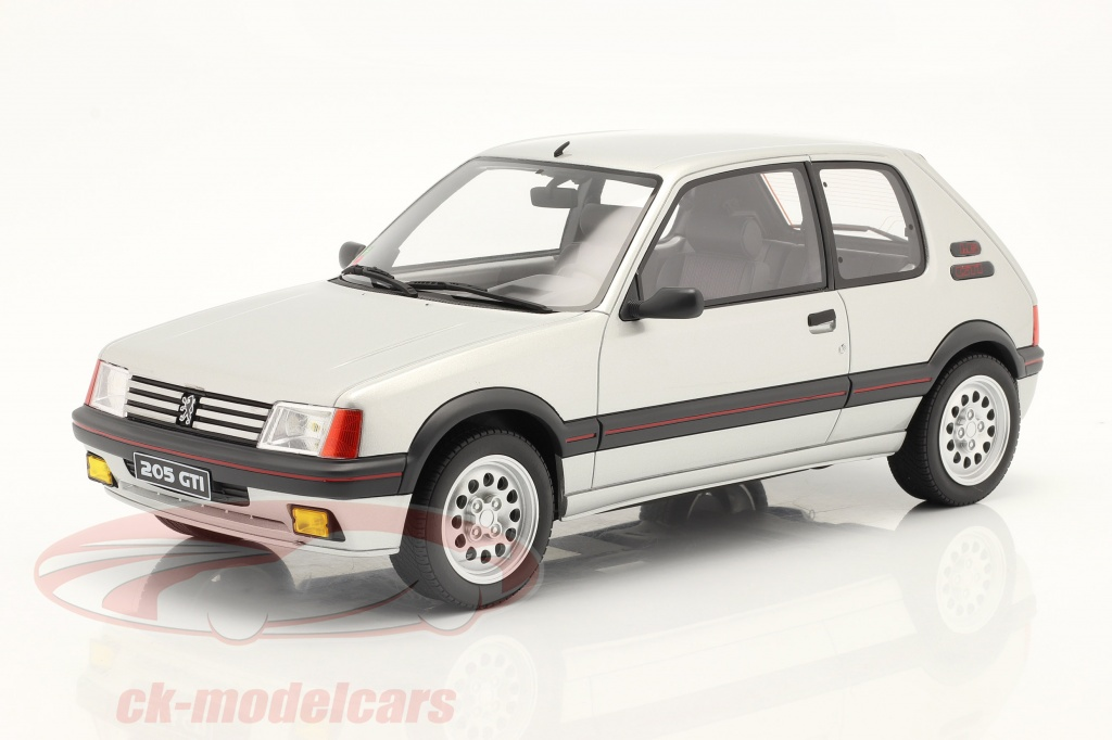 ottomobile-1-12-peugeot-205-gti-16-baujahr-1984-futura-grau-g061/