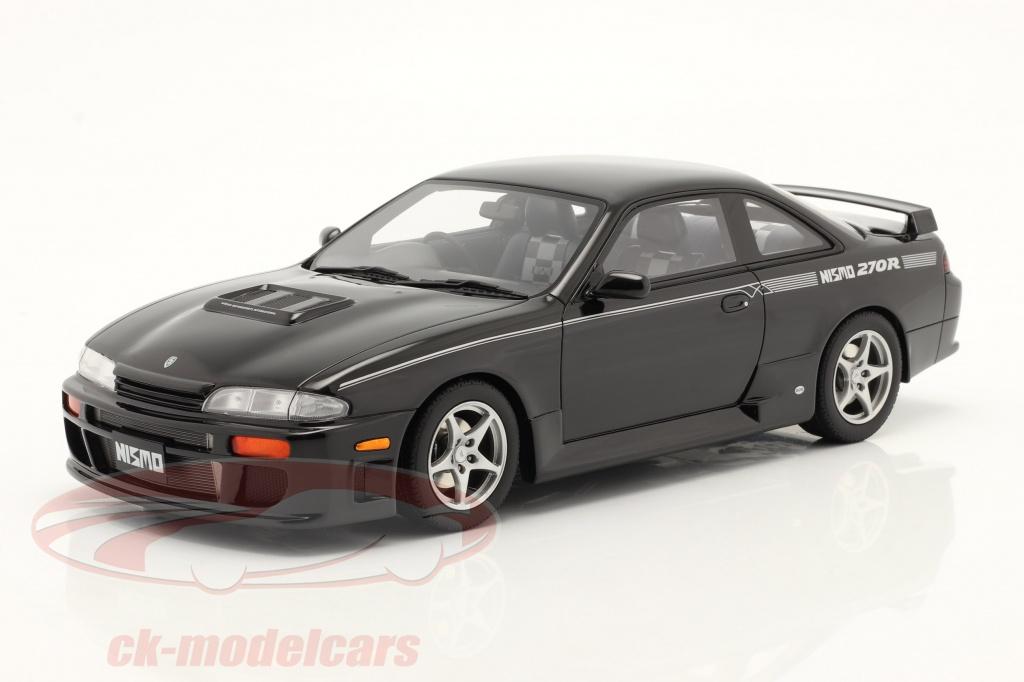 ottomobile-1-18-nissan-silvia-270r-s14-coupe-year-1994-black-ot847/