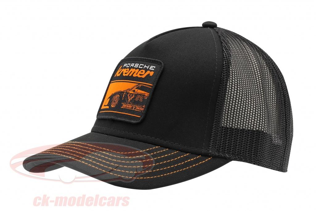 kremer-racing-casquette-jaeger-porsche-935-k3-le-noir-orange-kr-21-052/