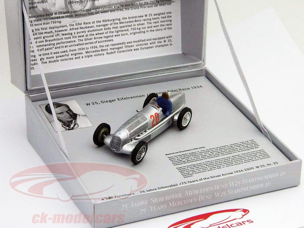 spark-1-43-mercedes-benz-w25-silberpfeil-no20-v-brauchitsch-formel-1-1934-minimax-b66041001/