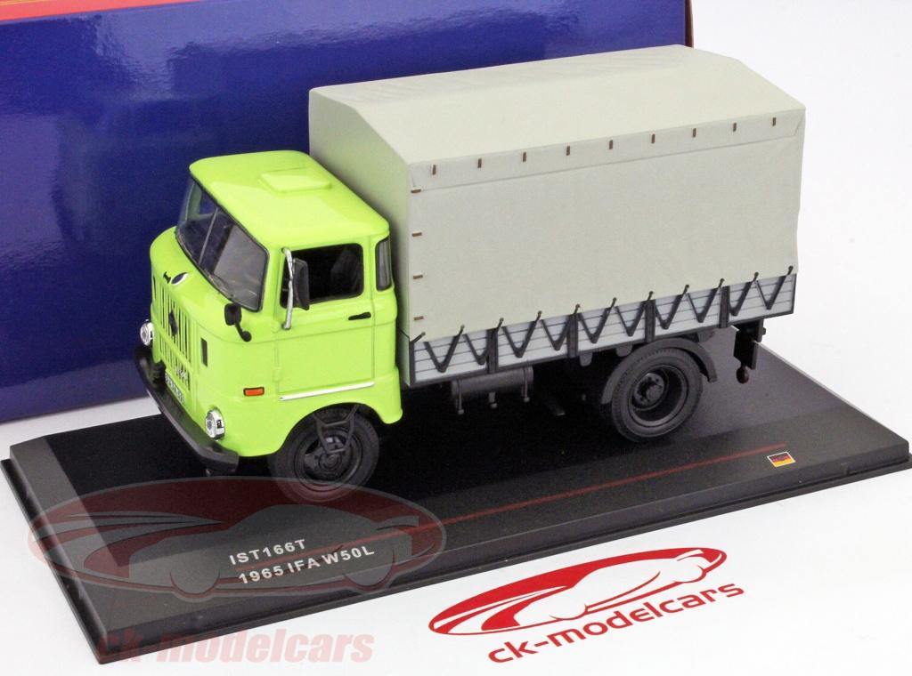ixo-1-43-ifa-w50l-anno-1965-verde-ist-models-ist166t/