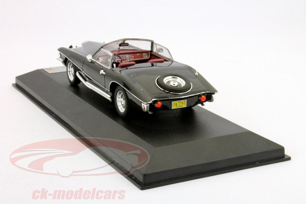 premium-x-1-43-stutz-blackhawk-cabrio-1971-zwart-prd120/