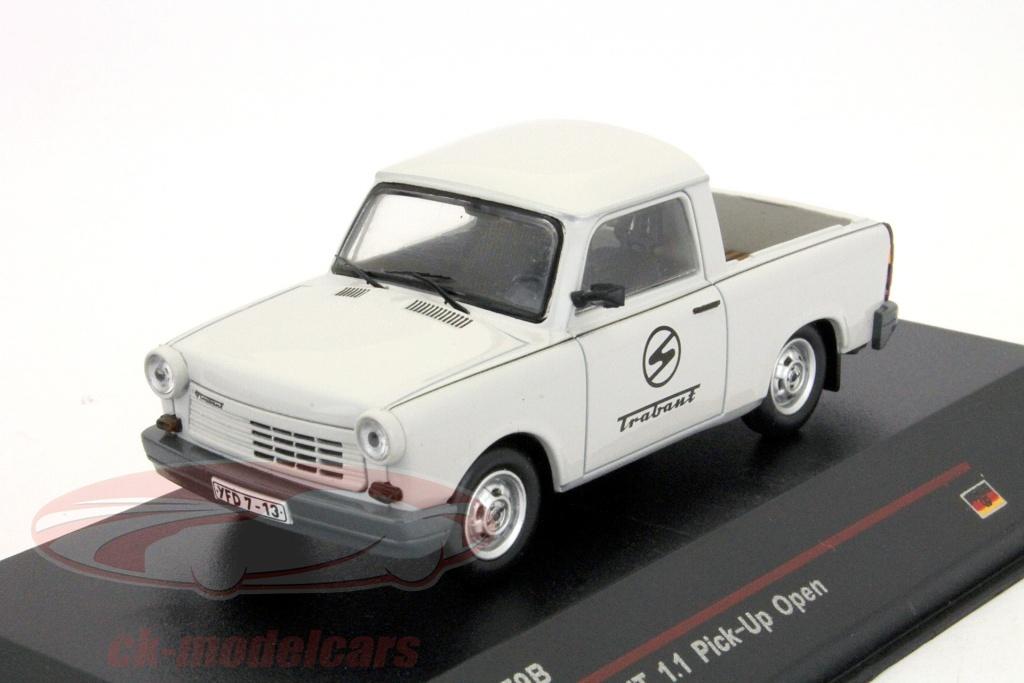 ixo-1-43-trabant-11-prendre-en-haut-an-1990-lumiere-gris-ist-models-ist179b/