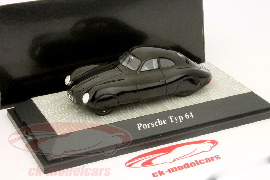 premium-classixxs-1-43-porsche-typ-64-zwart-18121/