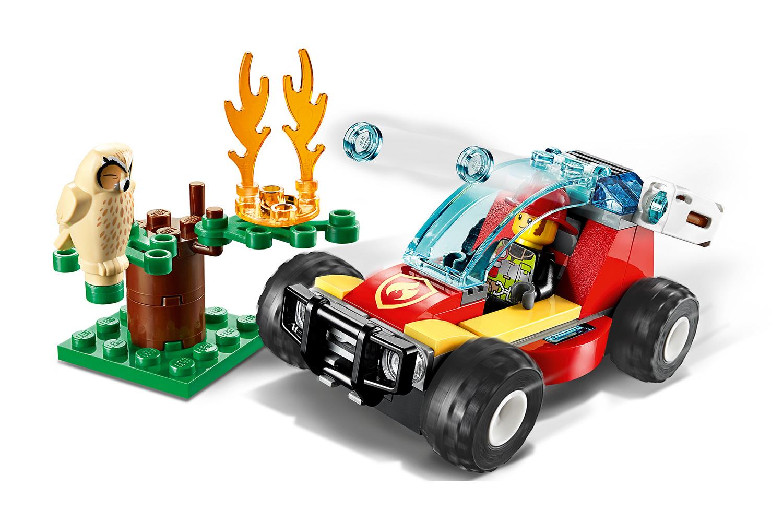LEGO® City Waldbrand