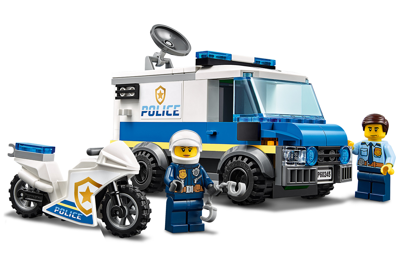LEGO® City Raubüberfall mit dem Monster-Truck
