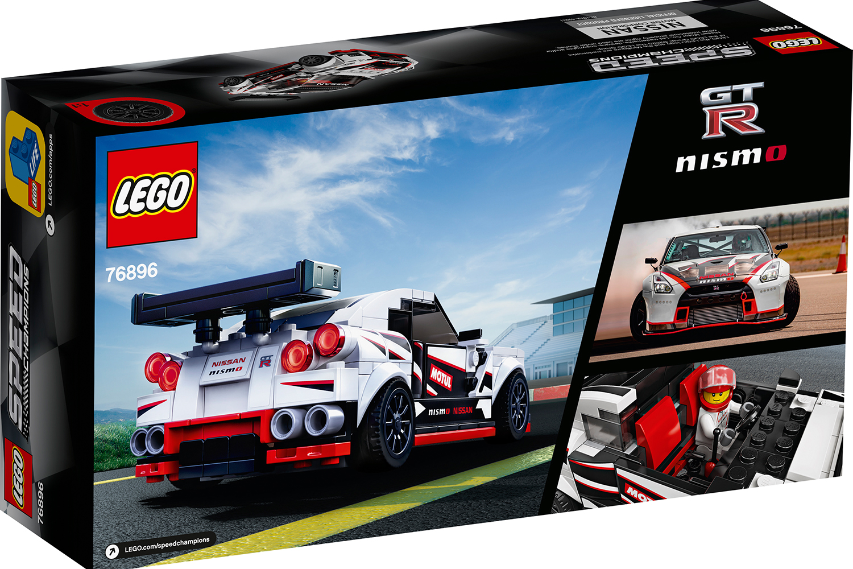 LEGO® Speed Champions Nissan GT-R NISMO