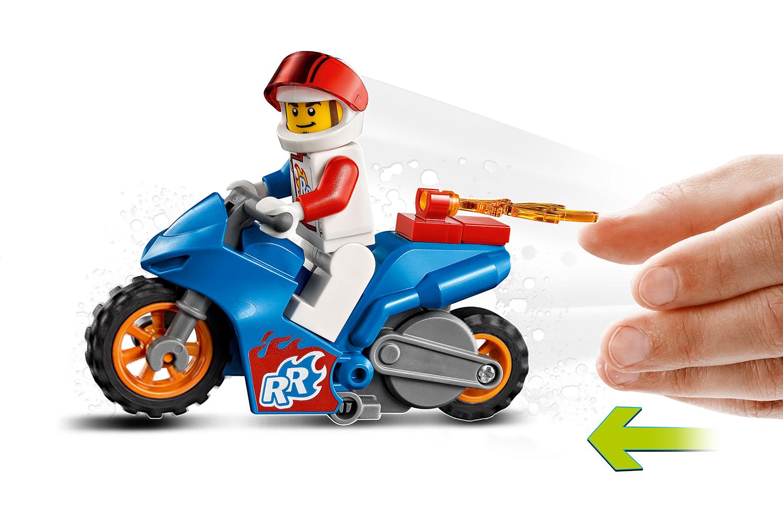 LEGO® City Raketen-Stuntbike