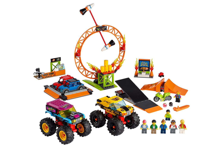 LEGO® City Stuntshow-Arena