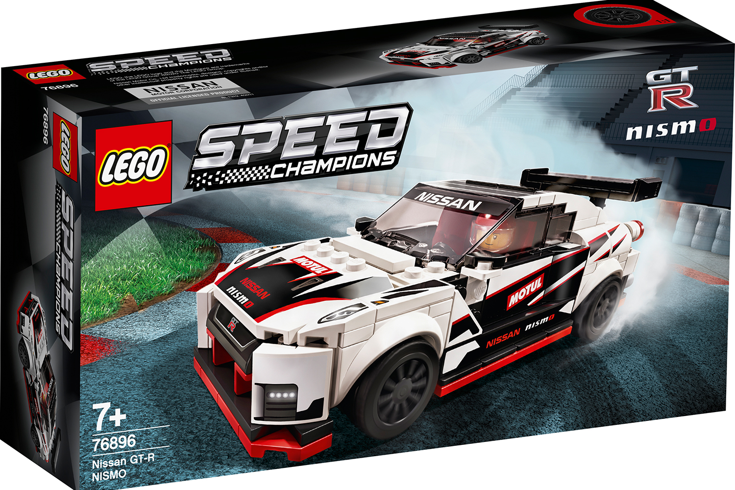 LEGO® Speed Champions Nissan GT-R NISMO