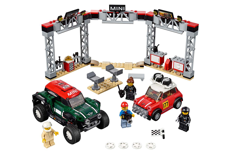 lego-speed-champions-1967-mini-cooper-s-rallye-and-mini-john-cooper-works-buggy-75894/
