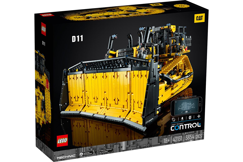 LEGO® Technic Appgesteuerter Cat® D11 Bulldozer