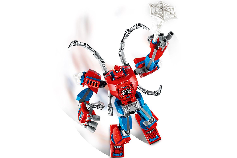 LEGO® Marvel Spiderman Mech