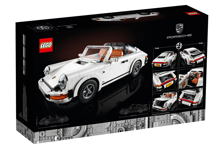 LEGO® Speed Champions Porsche 911