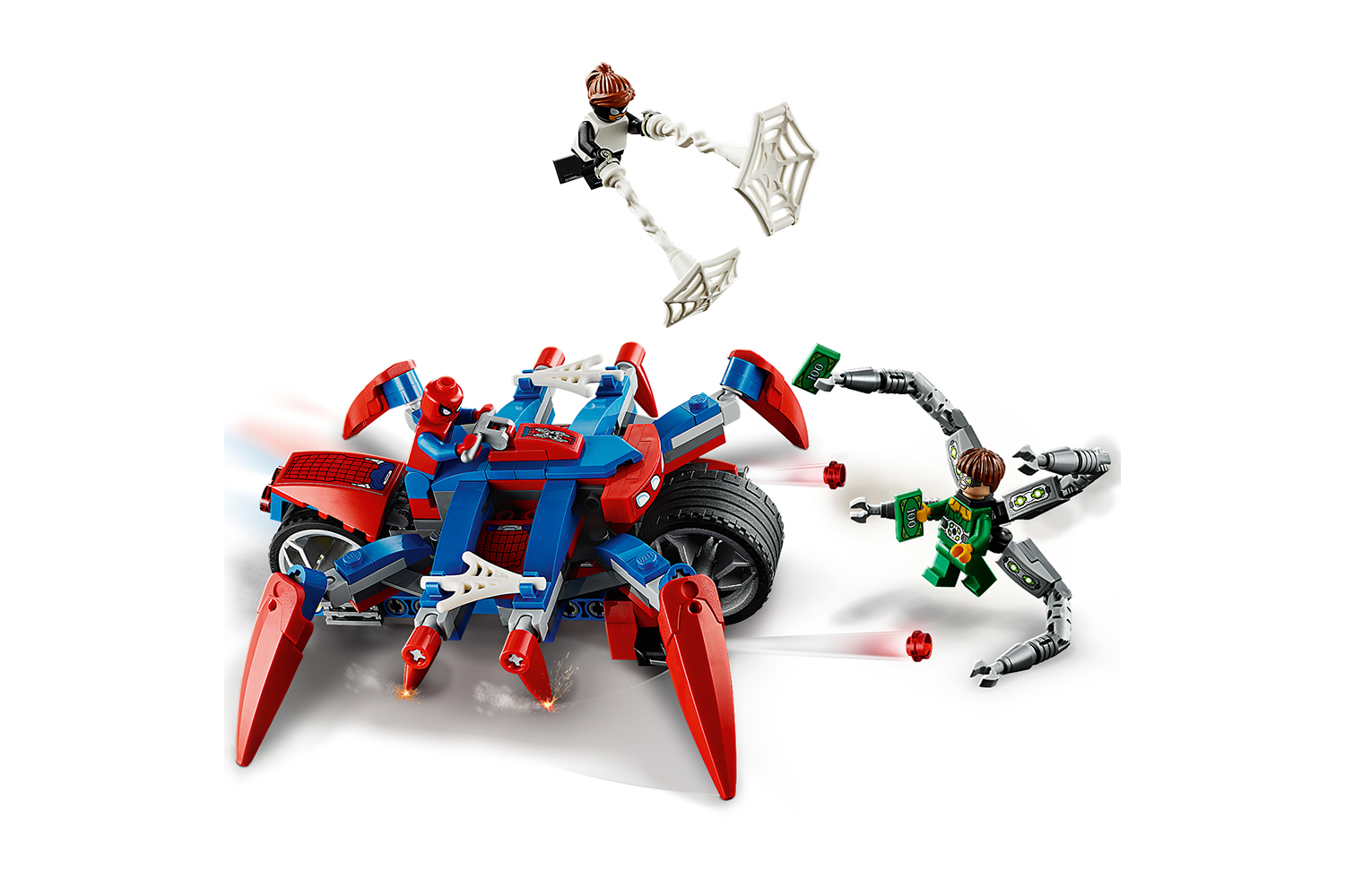 LEGO® Marvel Spiderman Spider-Man vs. Doc Ock