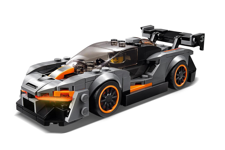 LEGO® Speed Champions McLaren Senna