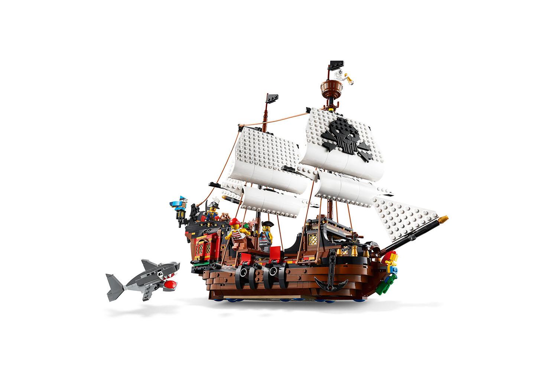 LEGO® Creator Piratenschiff