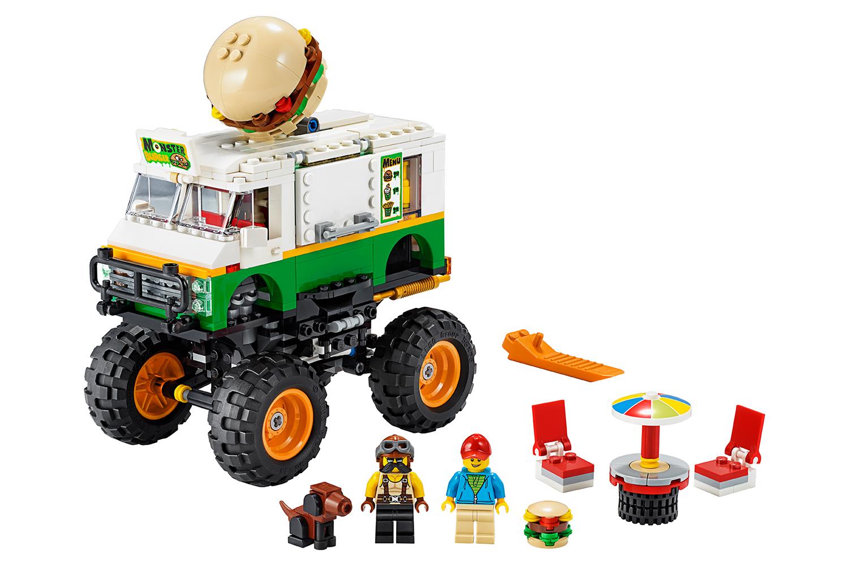 lego-creator-burger-monster-truck-31104/