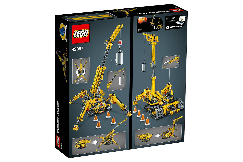LEGO® Technic Spinnen-Kran / 2. elezione
