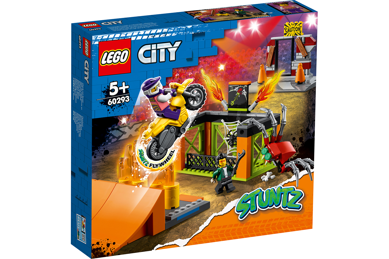 LEGO® City Stunt-Park