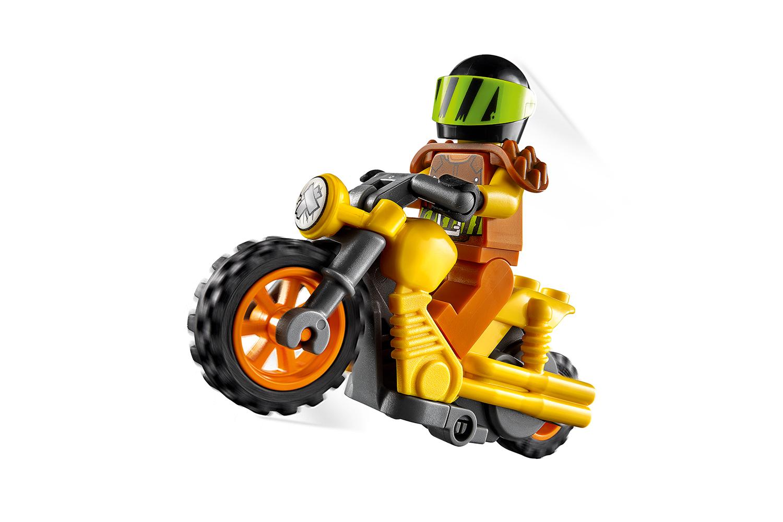LEGO® City Power-Stuntbike