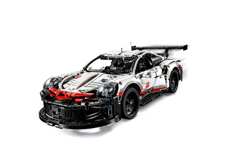 LEGO® Technic Porsche 911 (991) GT3 RSR