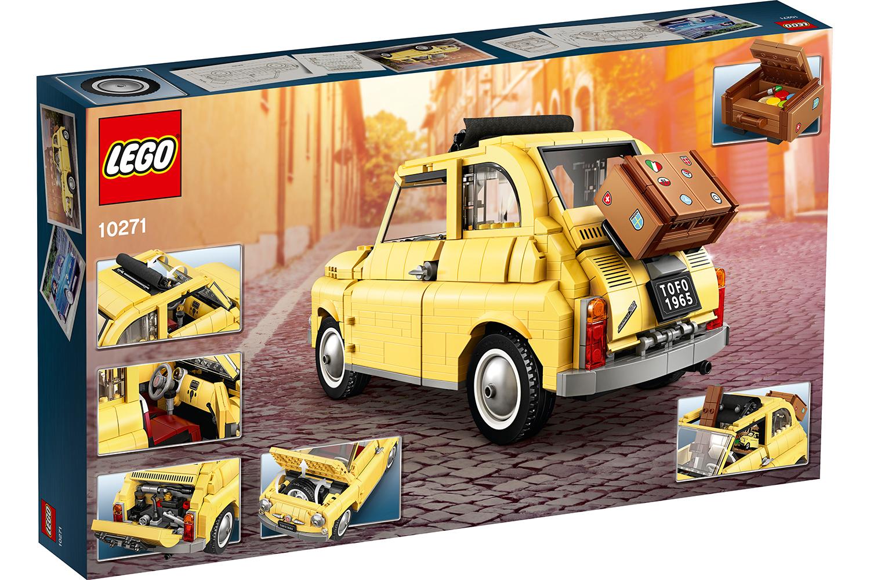 LEGO® Creator Fiat 500