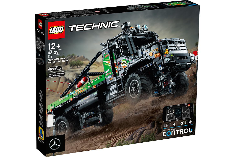 LEGO® Technic 4x4 Mercedes-Benz Zetros Offroad-Truck