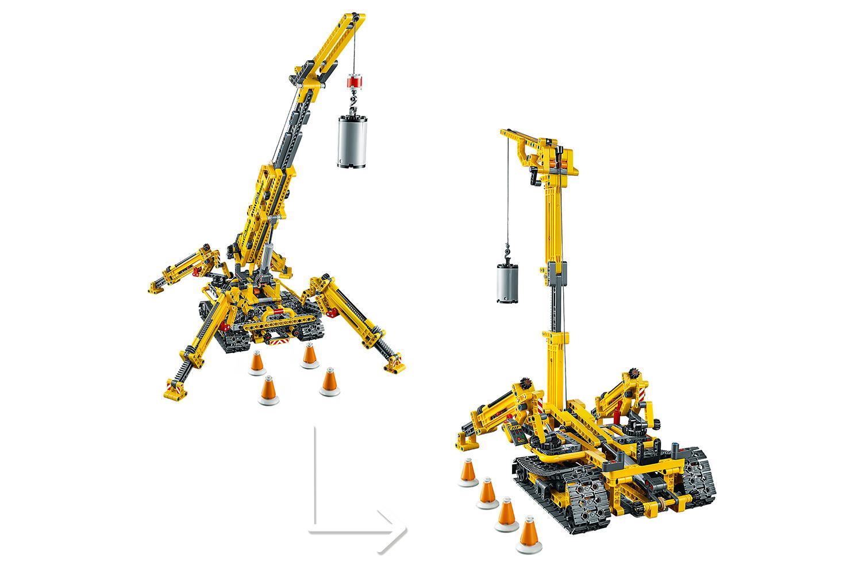 LEGO® Technic Spinnen-Kran
