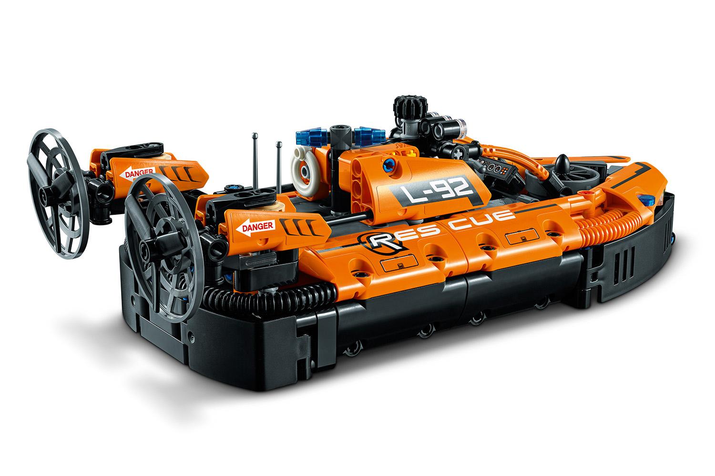 LEGO® Technic Hovercraft Voor Reddingsoperaties