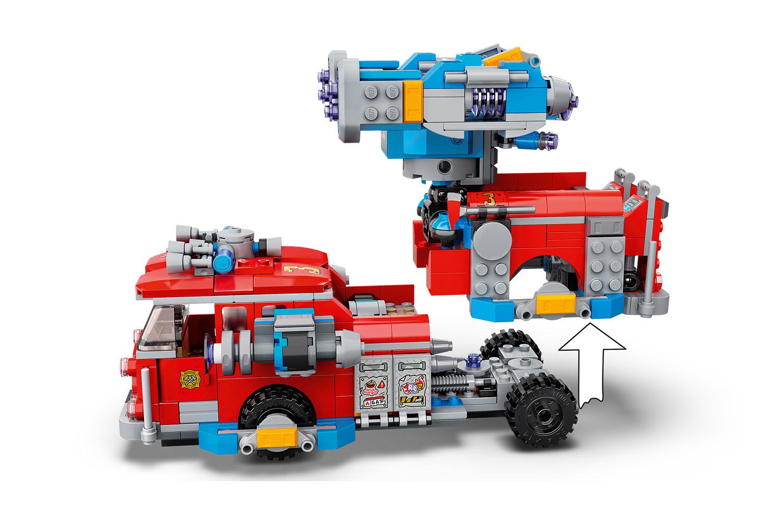 LEGO® Hidden Side™ Phantom Feuerwehrauto 3000